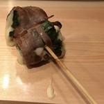 博多串焼・野菜巻き串 三五八 - 串焼き