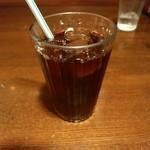 喫茶エスト - ランチアイスコーヒー