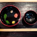 鮨 登喜和 - 吸い物
