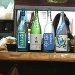 十七番地 - 日本酒(新潟4種)