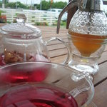 ビーチグラス - 料理写真:ハーブティー
