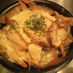 9032742 - ポテトとお餅の明太子チーズ焼