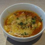 あかぎカフェ - 豚肉と豆のトマトソース煮込み