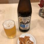 東京五十番 - 瓶ビール 480円