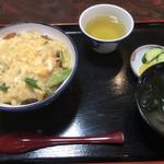大阪屋 - カツ丼