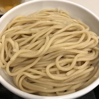 自家製麺つけそば 九六 - 料理写真:特製つけそば、中盛