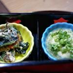 うじょう亭 - 小鉢