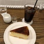 Toasty's - シブーストとアイスコーヒーで972円