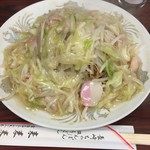 90322939 - 皿うどん細麺 1,000円