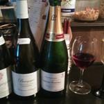 ビガラード - ワインも豊富