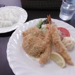 御影公会堂食堂 - 料理写真:日替ランチ