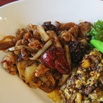 中華料理 八戒 - 生ラムのクミン炒め