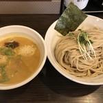 90329213 - 鶏白湯つけ麺 (大) 880円