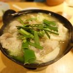 ほいっぽ - モツ鍋