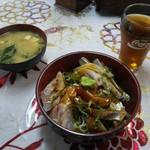 中央食堂 - 料理写真:海鮮丼♡
