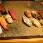 鮨かんどころ - 料理写真:松握り 10貫(╹◡╹)♡