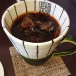 長崎屋 - アイスコーヒー(税込490円)