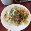 萬楽ラーメン - 料理写真:野菜炒め
