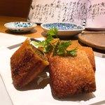 上本町 富喜 - このカレーパン!旨いよー!