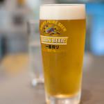 翡翠 - 啤酒(びいる)
