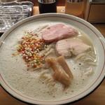 濃厚鶏そば 葵 - 料理写真:濃厚鶏そば