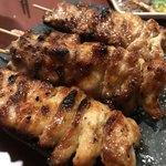炭火焼とり 安喜 - 料理写真:やきとり