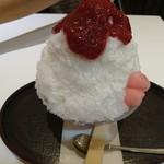 玉澤総本店 - 料理写真:いちごフラッペ