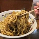 麺や花 - 麺や花(長野県飯田市育良町)油そば