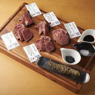 お肉にこだわる!!A4ランクの薩摩福永牛をご堪能ください!!