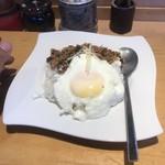 麺匠 喜楽々 - 料理写真:ガパオご飯