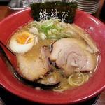 白馬童子 極 - 【しあわせらぁ麺】¥750