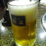 韓屋 - ドリンク写真:ビール