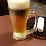 食旅 - 生ビール