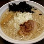 麺屋 とどろき - つばめらーめん 750円