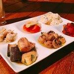 spanish kitchen perca(スパニッシュキッチン ペルカ) - 6種お任せで♪