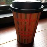 バイロンベイ コーヒー - カフェラテ:380円