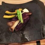 瓦.Tokyo - 野菜の瓦焼き2人前