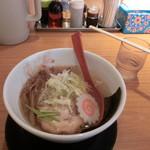 麺屋 燕 - 和風支那そば。750円