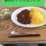 食堂 manma - 今日だけ、、¥800