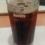 DOUTOR COFFEE - アイスコーヒー(S)