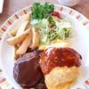 ジーズ レストラン - 料理写真:私はオムバーグ。