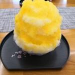 松月氷室 - 生みかん550円