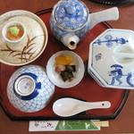 大番 - 鯛茶漬け定食 1650円