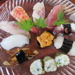 大番 - にぎり寿司(上)