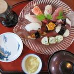 大番 - にぎり寿司(上) 1650円