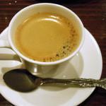 ビストロ  アン・ココット - 「コーヒー」