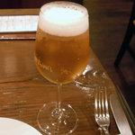 ビストロ  アン・ココット - 「生ビール」