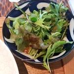ニホンバシ イチノイチノイチ - サラダ