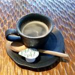 ニホンバシ イチノイチノイチ - コーヒー:350円