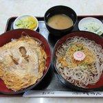 平塚片岡 増田屋 - 料理写真:Bセット2018.07.30